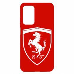 Чохол для Xiaomi Mi 10T/10T Pro Ferrari horse