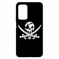Чохол для Xiaomi Mi 10T/10T Pro Flag pirate