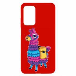 Чехол для Xiaomi Mi 10T/10T Pro Fortnite colored llama