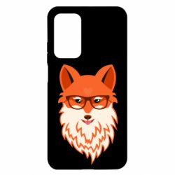 Чехол для Xiaomi Mi 10T/10T Pro Fox with a mole in the form of a heart