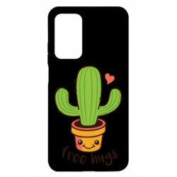 Чехол для Xiaomi Mi 10T/10T Pro Free Hugs Cactus