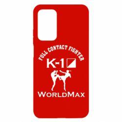 Чехол для Xiaomi Mi 10T/10T Pro Full contact fighter K-1 Worldmax