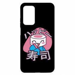 Чехол для Xiaomi Mi 10T/10T Pro Funny sushi