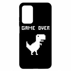 Чехол для Xiaomi Mi 10T/10T Pro Game over dino from browser