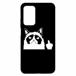 Чохол для Xiaomi Mi 10T/10T Pro Grumpy cat F**k Off