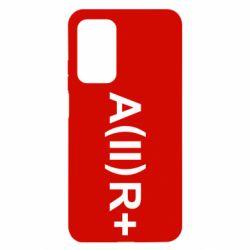 Чехол для Xiaomi Mi 10T/10T Pro Группа крови (2)А+