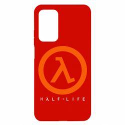 Чехол для Xiaomi Mi 10T/10T Pro Half-life logotype