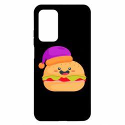 Чехол для Xiaomi Mi 10T/10T Pro Happy hamburger
