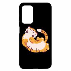 Чехол для Xiaomi Mi 10T/10T Pro Happy tiger