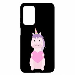 Чехол для Xiaomi Mi 10T/10T Pro Happy unicorn with a heart