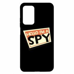Чохол для Xiaomi Mi 10T/10T Pro Hello i'm a spy