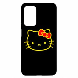 Чехол для Xiaomi Mi 10T/10T Pro Hello Kitty logo