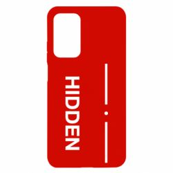 Чохол для Xiaomi Mi 10T/10T Pro Hidden