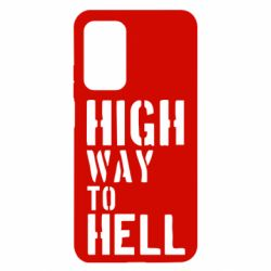 Чехол для Xiaomi Mi 10T/10T Pro High way to hell
