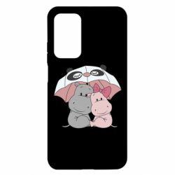 Чохол для Xiaomi Mi 10T/10T Pro Hippos