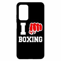 Чехол для Xiaomi Mi 10T/10T Pro I love boxing