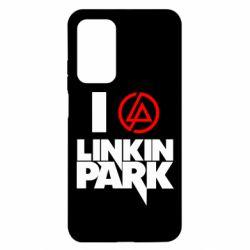 Чехол для Xiaomi Mi 10T/10T Pro I love Linkin Park