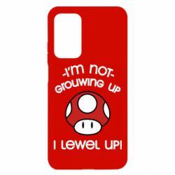 Чехол для Xiaomi Mi 10T/10T Pro I'm not growing up, i level up