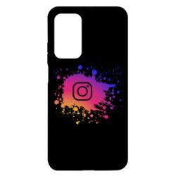 Чехол для Xiaomi Mi 10T/10T Pro Instagram spray