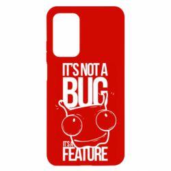 Чехол для Xiaomi Mi 10T/10T Pro It's not a bug it's a feature