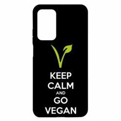 Чехол для Xiaomi Mi 10T/10T Pro Keep calm and go vegan