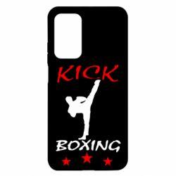 Чехол для Xiaomi Mi 10T/10T Pro Kickboxing Fight