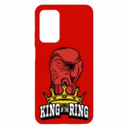 Чохол для Xiaomi Mi 10T/10T Pro king of the Ring