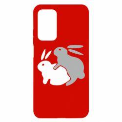 Чохол для Xiaomi Mi 10T/10T Pro Кролики