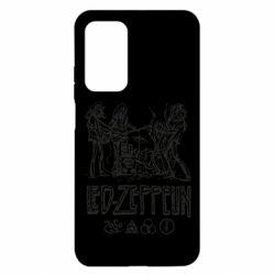 Чехол для Xiaomi Mi 10T/10T Pro Led-Zeppelin Art