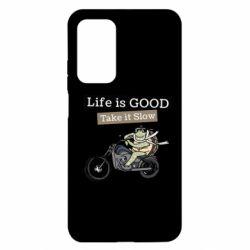 Чохол для Xiaomi Mi 10T/10T Pro Life is good, take it show