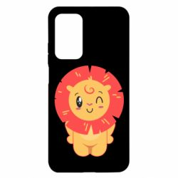 Чехол для Xiaomi Mi 10T/10T Pro Lion with orange mane