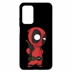 Чохол для Xiaomi Mi 10T/10T Pro Little Deadpool