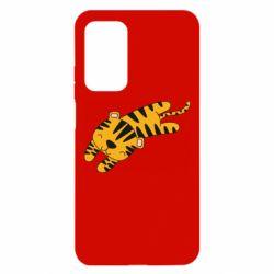 Чехол для Xiaomi Mi 10T/10T Pro Little striped tiger