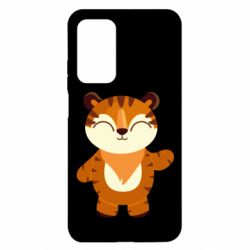 Чехол для Xiaomi Mi 10T/10T Pro Little tiger with a smile