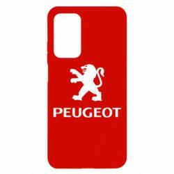 Чехол для Xiaomi Mi 10T/10T Pro Логотип Peugeot