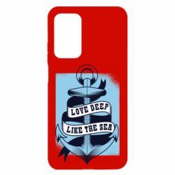 Чохол для Xiaomi Mi 10T/10T Pro Love deep like the sea