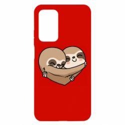Чехол для Xiaomi Mi 10T/10T Pro Love sloths