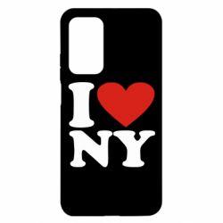 Чохол для Xiaomi Mi 10T/10T Pro Люблю Нью Йорк
