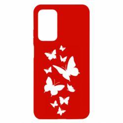 Чехол для Xiaomi Mi 10T/10T Pro Many butterflies