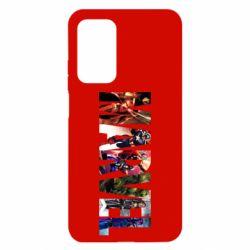 Чохол для Xiaomi Mi 10T/10T Pro Marvel Avengers