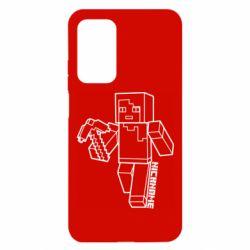 Чехол для Xiaomi Mi 10T/10T Pro Minecraft and hero nickname