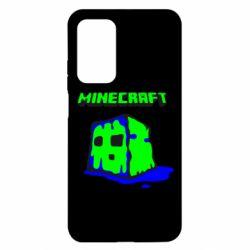 Чехол для Xiaomi Mi 10T/10T Pro Minecraft Head
