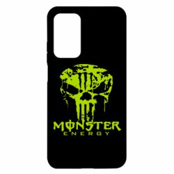 Чохол для Xiaomi Mi 10T/10T Pro Monster Energy Череп