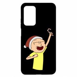 Чехол для Xiaomi Mi 10T/10T Pro Morty with Christmas candy