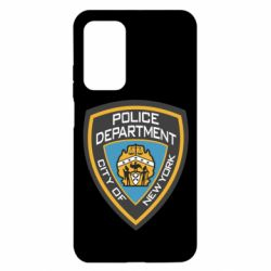Чехол для Xiaomi Mi 10T/10T Pro New York Police Department
