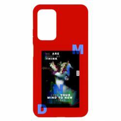 Чехол для Xiaomi Mi 10T/10T Pro Open your mind to new ideas