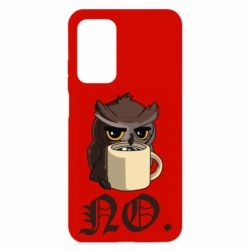 Чехол для Xiaomi Mi 10T/10T Pro Owl and coffee