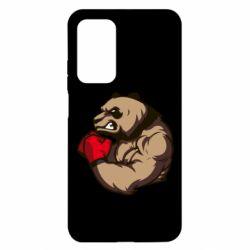Чехол для Xiaomi Mi 10T/10T Pro Panda Boxing