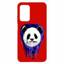 Чехол для Xiaomi Mi 10T/10T Pro Panda on a watercolor stain