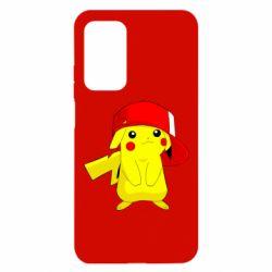 Чехол для Xiaomi Mi 10T/10T Pro Pikachu in a cap